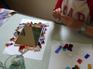 Parent and Child  Mirror Workshop